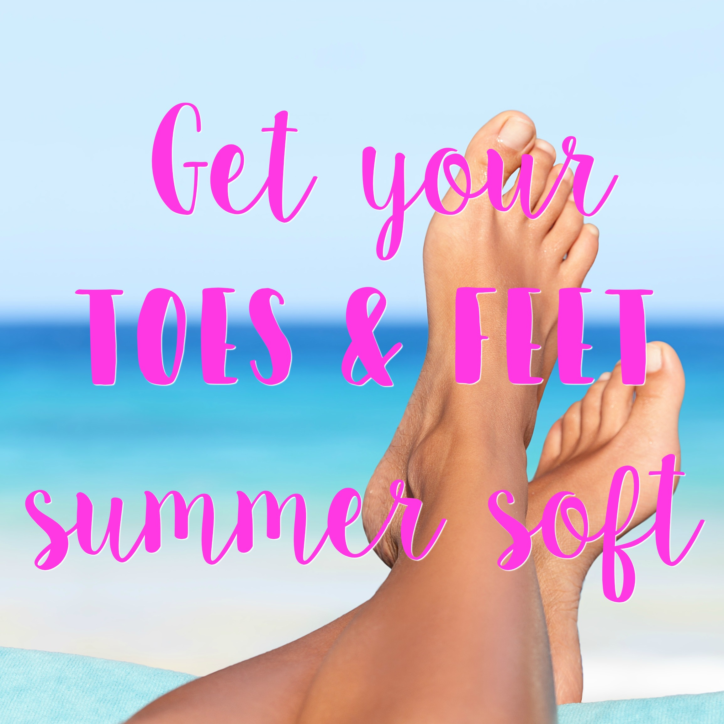Summer Toes Foot Scrub