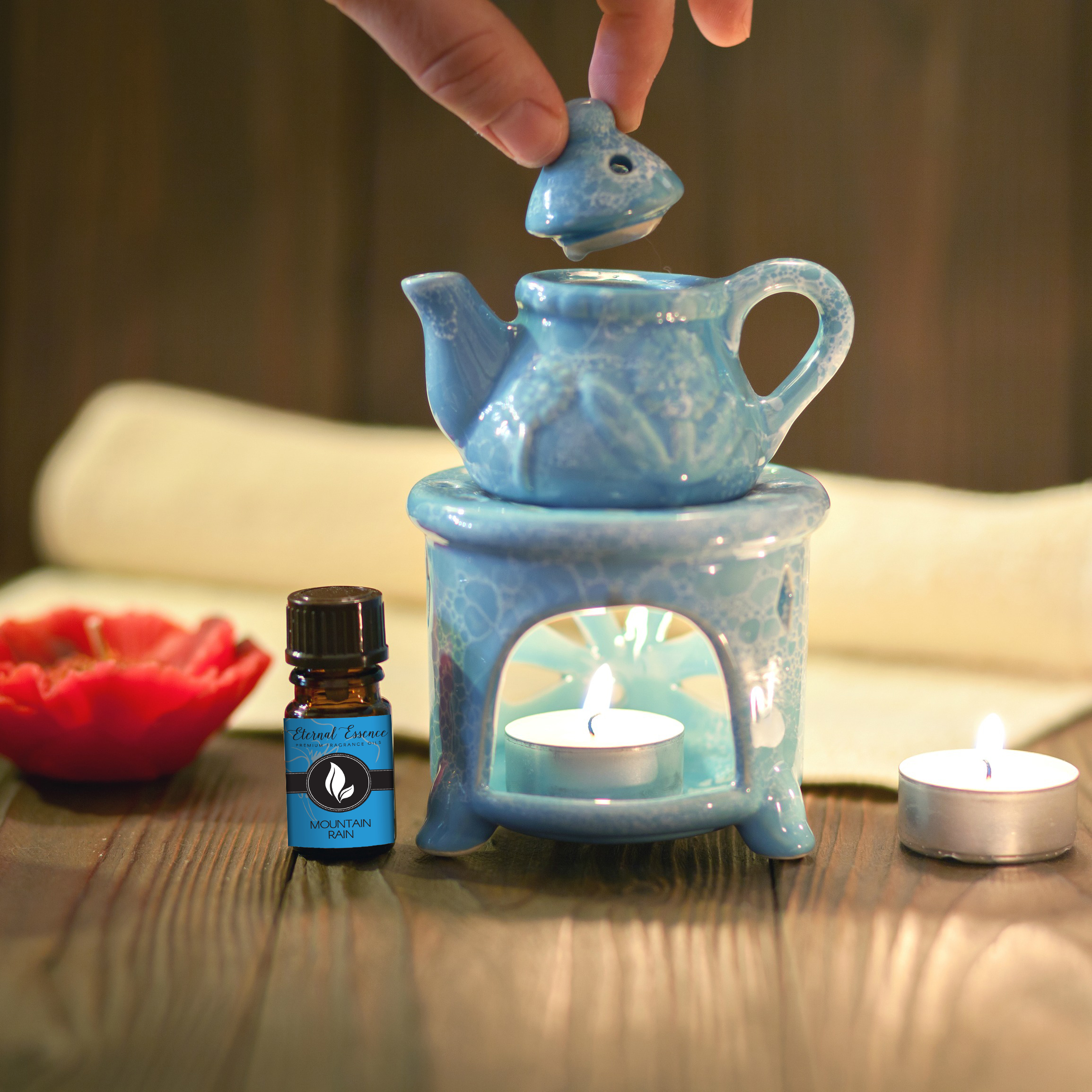 Oil Burners for Fragrance