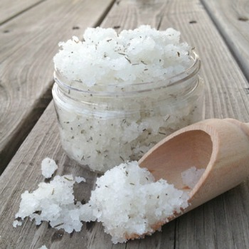 Exfoliating Peppermint Pedi Scrub