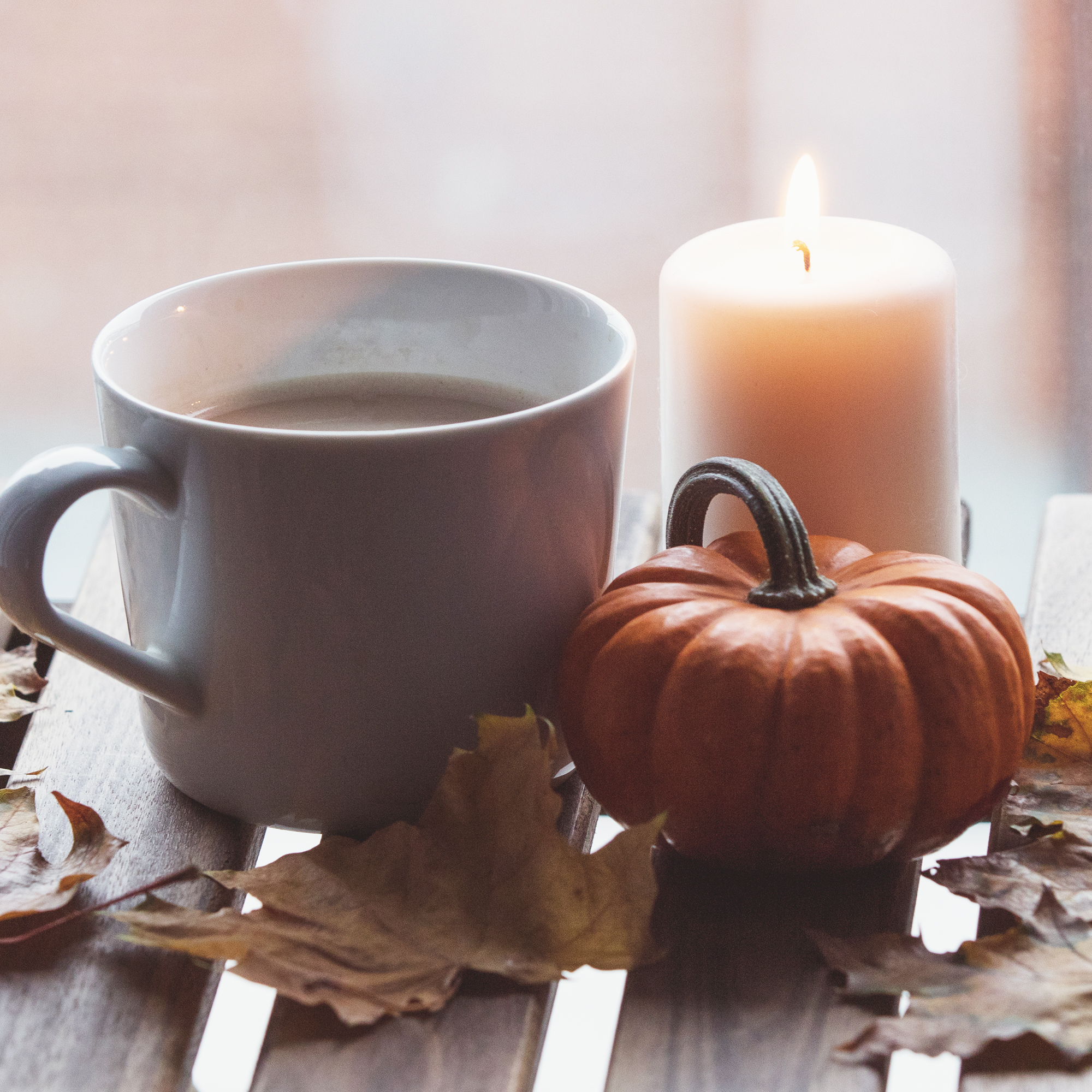 Fall DIY Soy Candle - Eternal Essence Oils